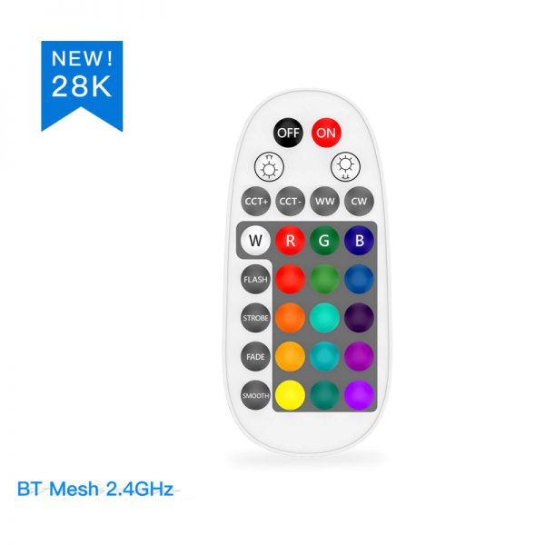 Bluetooth 28 Keys Smart Remote Controller