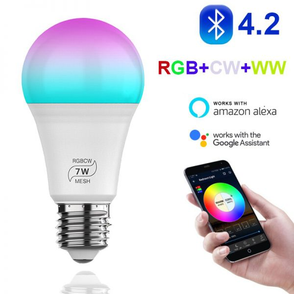 RGB Smart Bulb