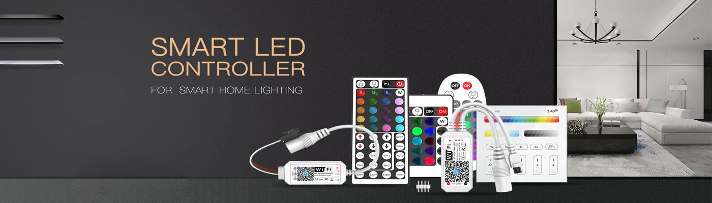LED Controller Banner