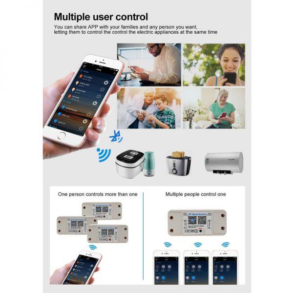 App Control Smart Switch