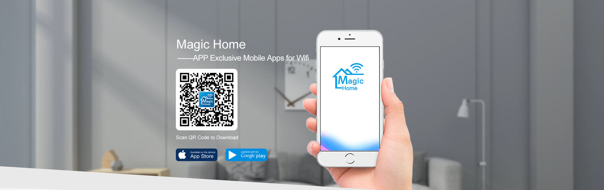 Magic Home App