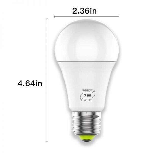LED Smart Light Bulbs