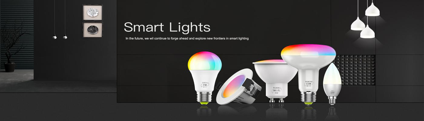 Smart Lights Banner