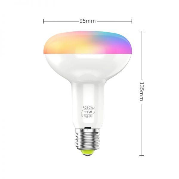 E27 Smart LED Bulbs