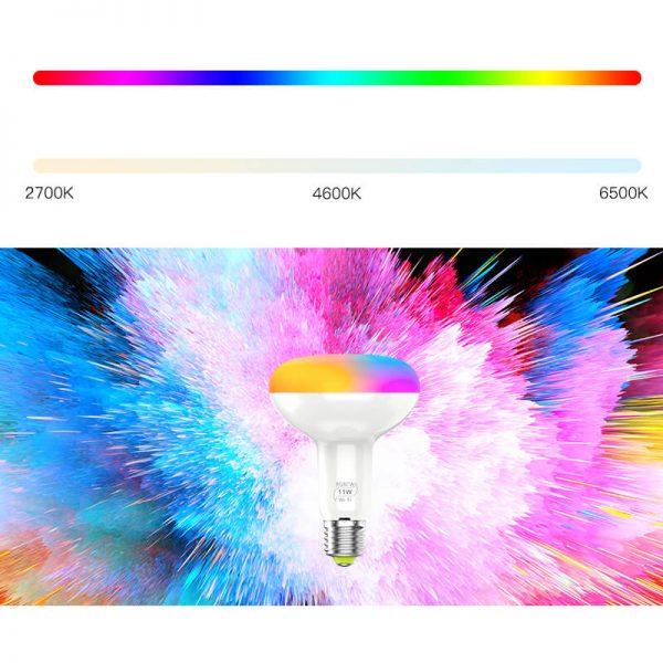 RGB Smart Wifi Bulb