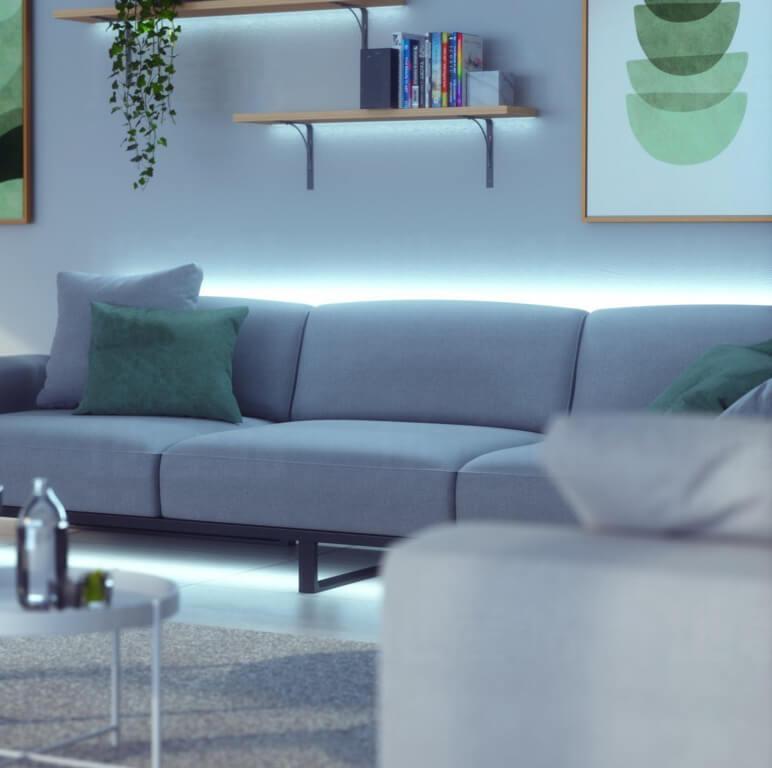 5050 LED stirp lights